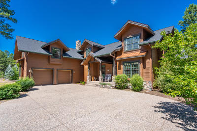 Flagstaff Single Family Home For Sale: 2186 Bessie Kidd Best