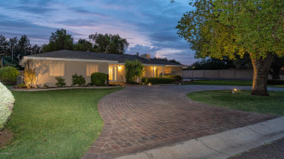 Phoenix Single Family Home For Sale: 5736 N 14th Avenue