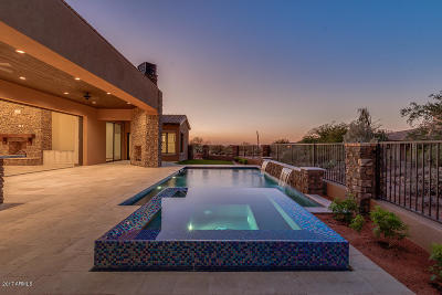 Gold Canyon AZ Single Family Home For Sale: $1,395,000
