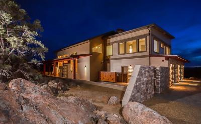 Prescott AZ Single Family Home For Sale: $1,450,000