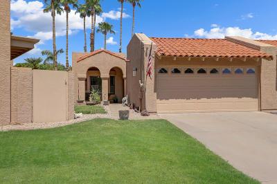 Scottsdale Condo/Townhouse For Sale: 9050 E Gelding Drive