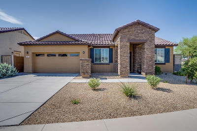 Goodyear Single Family Home For Sale: 18131 W Redwood Lane