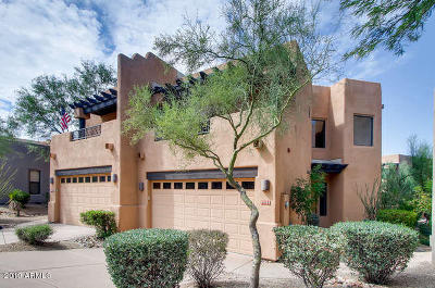Scottsdale Condo/Townhouse For Sale: 28452 N 101st Way