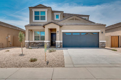 Phoenix Single Family Home For Sale: 2019 W Yellowbird Lane