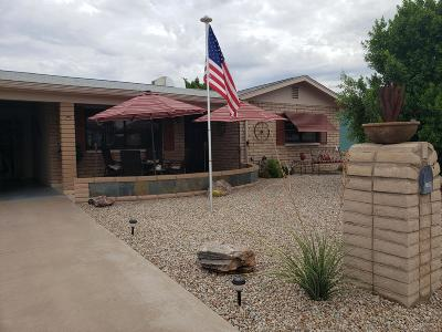 Apache Junction Single Family Home For Sale: 1828 W 14th Avenue