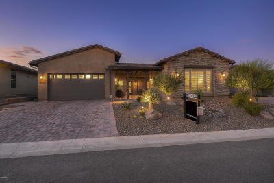 Maricopa County Single Family Home For Sale: 17662 E Woolsey Way