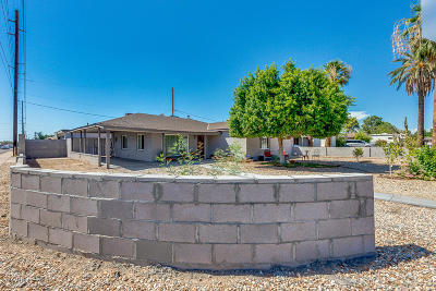 Phoenix Single Family Home For Sale: 7004 N 11th Way