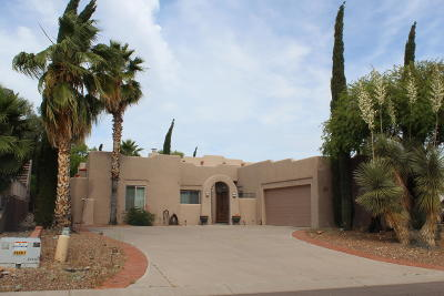 Fountain Hills Single Family Home For Sale: 13006 N Mountainside Drive