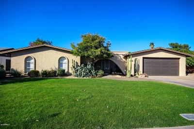 Tempe Single Family Home For Sale: 1854 E Yale Drive