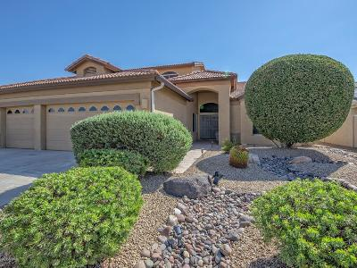 Goodyear Single Family Home For Sale: 3323 N 153rd Drive