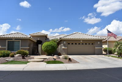 Goodyear Single Family Home For Sale: 3660 N 162nd Avenue