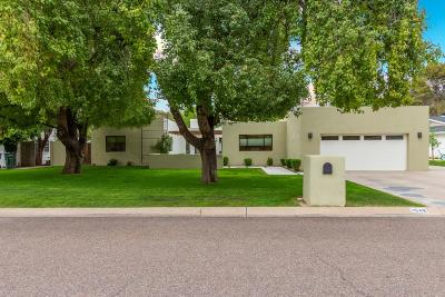 Phoenix Single Family Home For Sale: 1546 W Griswold Road