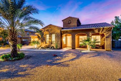 Queen Creek Single Family Home For Sale: 20396 E Camina Plata