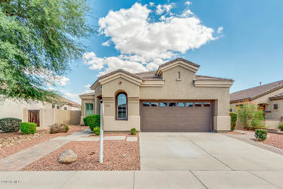Gilbert Single Family Home UCB (Under Contract-Backups): 6827 S St Andrews Way