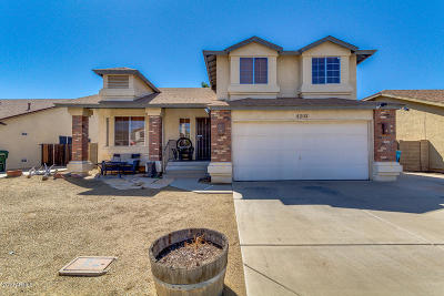 Glendale Single Family Home For Sale: 4203 W Chama Drive