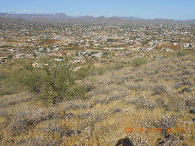 Phoenix AZ Residential Lots & Land For Sale: $379,000