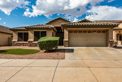Litchfield Park Single Family Home For Sale: 6116 N 124th Drive