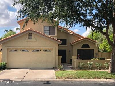 Tempe Single Family Home For Sale: 5 E Greentree Drive