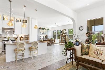 Carefree Single Family Home For Sale: 100 Almarte Drive