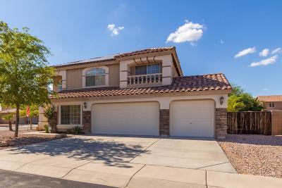 Buckeye Single Family Home For Sale: 22212 W Gardenia Drive