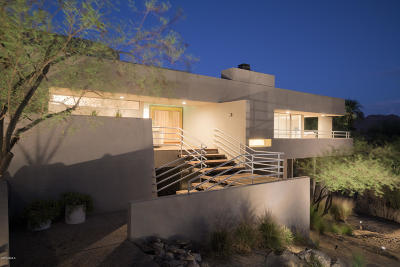 Paradise Valley Single Family Home For Sale: 7417 N Red Ledge Drive