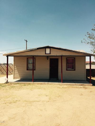 Phoenix Single Family Home For Sale: 1636 S 28th Drive