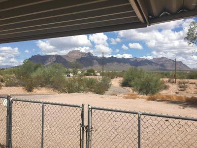 Apache Junction Single Family Home For Sale: 2909 E 12th Avenue