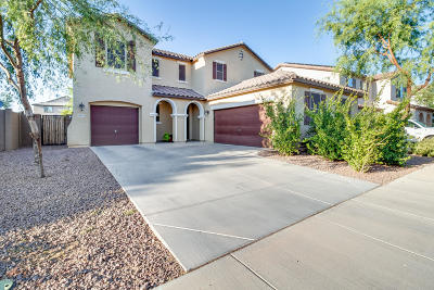 Surprise Single Family Home For Sale: 15872 W Poinsettia Drive