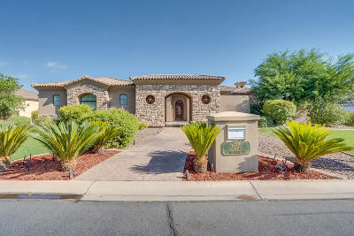 Gilbert Single Family Home For Sale: 3098 E Waterman Way