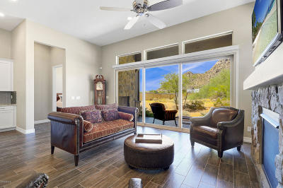 Scottsdale Patio For Sale: 26664 N 104th Place