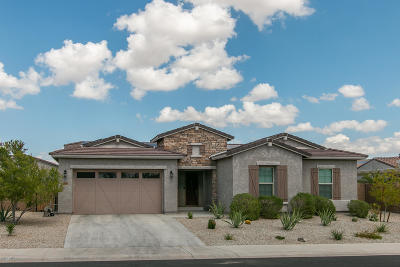 Goodyear Single Family Home For Sale: 18406 W Verbena Drive