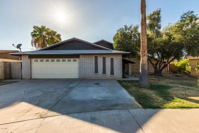 Glendale Single Family Home For Sale: 8626 N 50th Lane