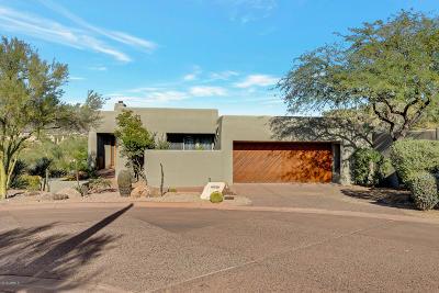Scottsdale Single Family Home For Sale: 10020 E Graythorn Drive