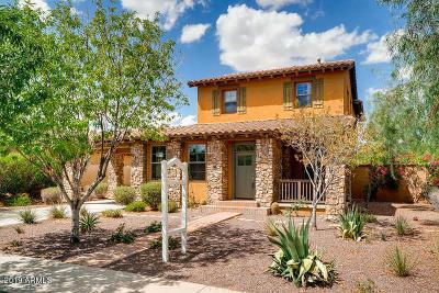 Buckeye Single Family Home For Sale: 20566 W Hamilton Street