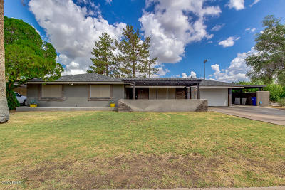 Phoenix Single Family Home For Sale: 346 E Highland Avenue