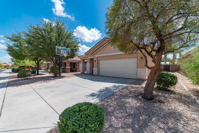 Surprise Single Family Home For Sale: 15449 W Sierra Street