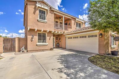 Gilbert Single Family Home For Sale: 4517 S Stockade Court