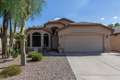 Gilbert Single Family Home For Sale: 1717 E Toledo Street