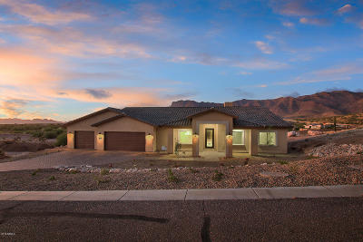 Gold Canyon AZ Single Family Home For Sale: $794,900