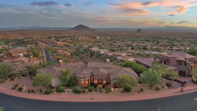 Fountain Hills Single Family Home For Sale: 10020 N Palisades Boulevard