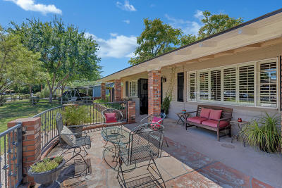 Single Family Home For Sale: 3630 N 51st Place