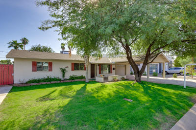 Phoenix Single Family Home For Sale: 4241 E Turney Avenue