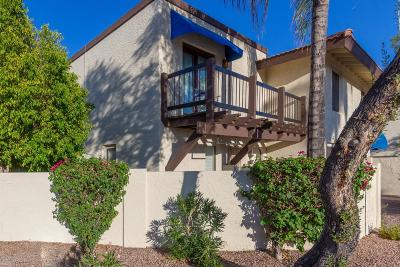 Phoenix Condo/Townhouse For Sale: 8601 S 48th Street #2