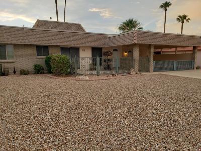 Sun City Gemini/Twin Home For Sale: 9736 N 105th Avenue