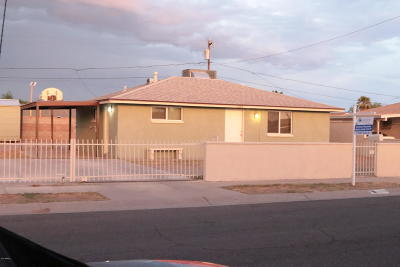 Phoenix Single Family Home For Sale: 1339 N 38th Drive