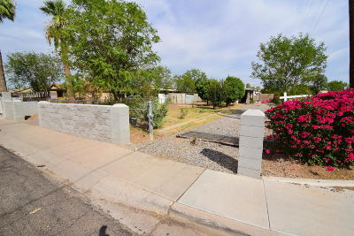 Phoenix Single Family Home For Sale: 3602 W Melvin Street
