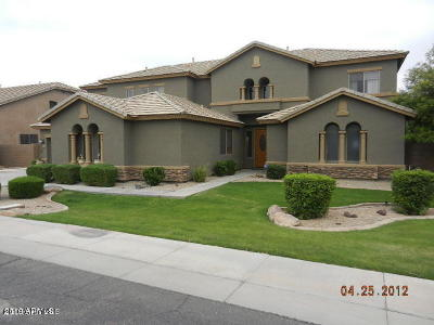 Chandler Single Family Home For Sale: 2087 E Libra Place