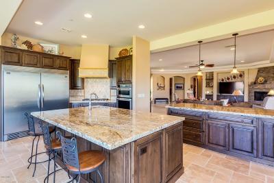Maricopa County Single Family Home For Sale: 27116 N Javelina Trail