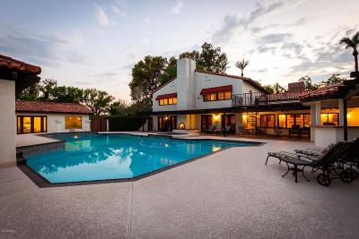 Scottsdale, Paradise Valley, Phoenix, Chandler, Tempe, Gilbert, Mesa Single Family Home For Sale: 620 W Lawrence Road