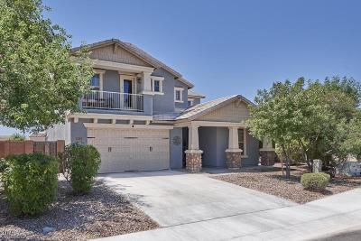 Gilbert Single Family Home For Sale: 2175 E Flintlock Drive